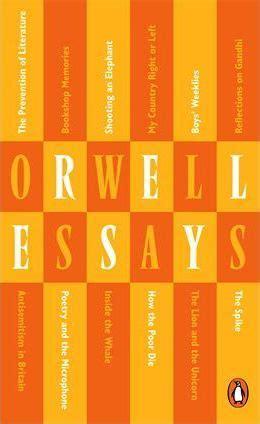 George orwell essays analysis
